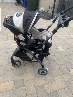 Graco stroller and car seat for Sale in Buena Park, CA