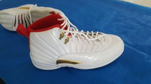 Jordan 12 fibas size 8.5 for Sale in Stockton, CA