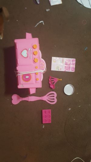 Lalaloopsy baking set for Sale in Toledo, WA