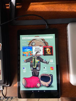 Amazon fired HD 10 tablet for Sale in Kissimmee, FL