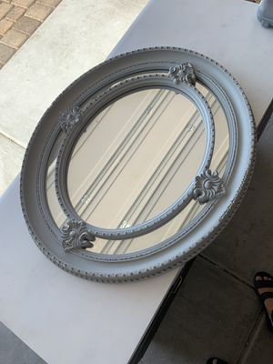 Blue/Gray Mirror for Sale in Henderson, NV