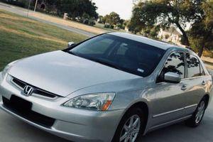 My Selling 2004 Honda Accord 3.0L V6 for Sale in Oceanside, CA