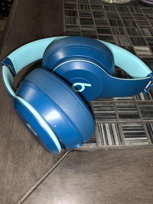 Wireless Beats by Dre (Blue) for Sale in Detroit, MI