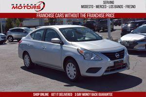 2019 Nissan Versa Sedan for Sale in Los Banos, CA