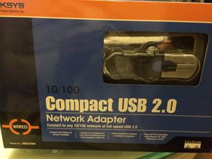 Linksys Compact USB Network Adapter for Sale in Pikesville, MD