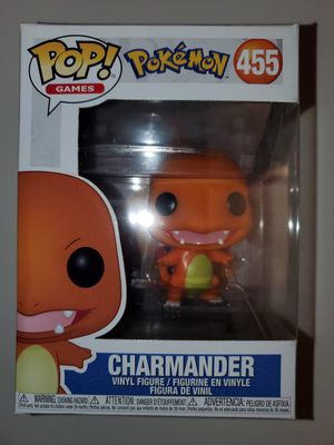 Funko Pop Games Pokemon Charmander #455 for Sale in Anaheim, CA