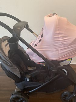 Car Seat With Base And Stroller And Stroller Seat for Sale in Rockwall,  TX
