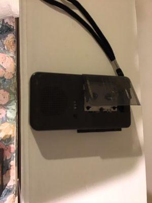 Micro cassette Recorder for Sale in Franklin, MA