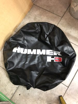 Hummer H-3 (soft) Tire Cover for Sale in TWN N CNTRY, FL