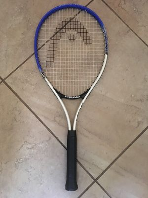 2 head tennis racket for Sale in Moreno Valley, CA