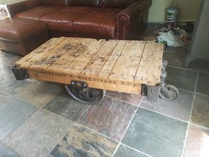 Rustic table for Sale in Arlington Heights, IL