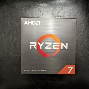 AMD Ryzen 7 5800x AM4 Desktop processor cpu for Sale in Hialeah, FL