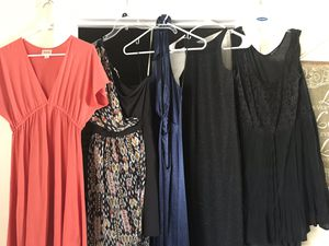 Juniors dresses $10 each or all for $40 for Sale in Whittier, CA