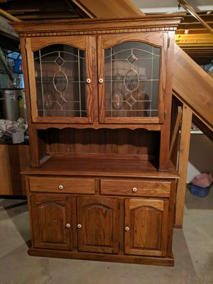 Kitchen Cabinet 2 pieces for Sale in Lewis Center, OH