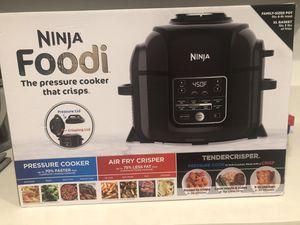 Ninja, foodi, air fryer, and pressure cooker for Sale in Los Angeles, CA