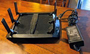 Netgear R8000 Nighthawk X6 3200 wifi router for Sale in San Diego, CA