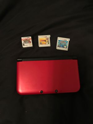 Nintendo 3DS XL for Sale in Henderson, NV