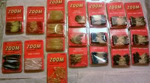 20 Packs Zoom Panfish Fishing Lures for Sale in Brookline, MA