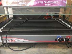 New Commercial APW WYOTT 45-50 hotdog roller Condition: new for Sale in Jackson, MS