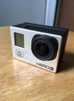 GoPro Hero3 black for Sale in Tampa, FL
