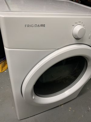 Frigidaire Gas dryer works great clean inside for Sale in Montclair, CA