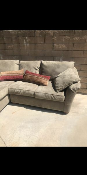 Sectional couch sofa - delivery negotiable for Sale in Rancho Cucamonga, CA