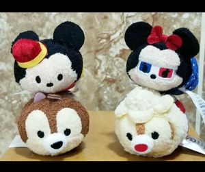 EXCLUSIVE Disney Tsum Tsum Movie Theater Set Collectible Toys for Sale in West Hollywood, CA