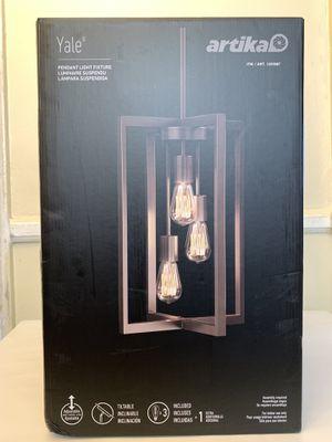 Artika Yale Light Chandelier for Sale in Burbank, CA