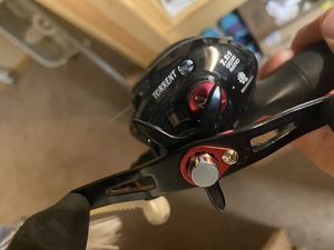 Piscifun Torrent baitcaster fishing pole combo for Sale in Hilliard, OH