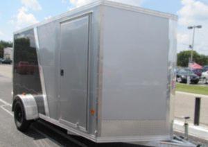 Enclosed Cargo Trailer Polaris for Sale in Seattle, WA