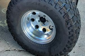 Jeep alloy wheels 5x4.5 5x114 for Sale in Modesto, CA