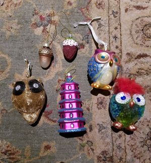 6 Special Christmas Ornaments for Sale in Burke, VA