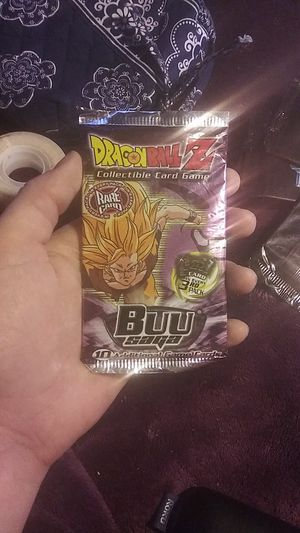 Dragonball z booster for Sale in Marysville, WA