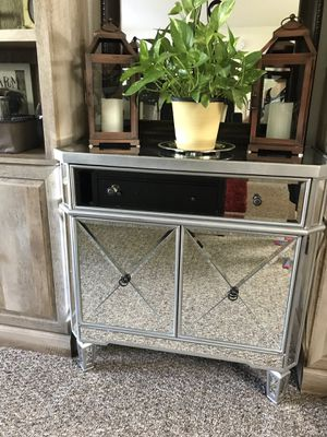 2 Mirrored Console table /$290. each one for Sale in Tampa, FL