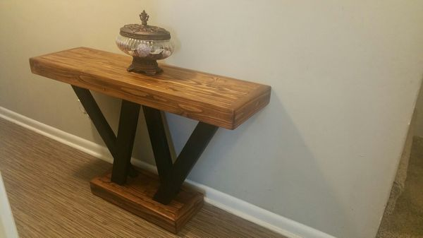 HALLWAY ENTRY TABLE/SOFA TABLE