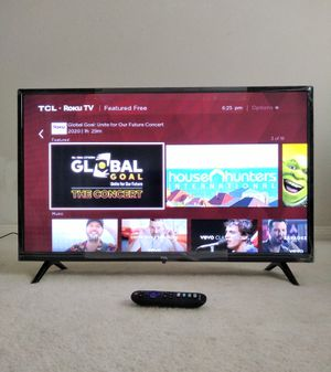 "TCL 32"" Roku Smart TV for Sale in Houston, TX"