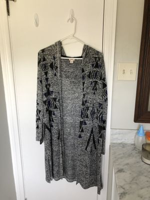 BoHo cardigan for Sale in Independence, OH