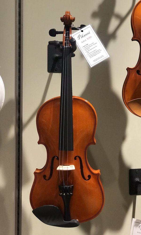 ***Brand New Pikanni Violin Free Shipping***