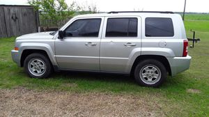 2010 jeep patriot for Sale in Taylor, TX