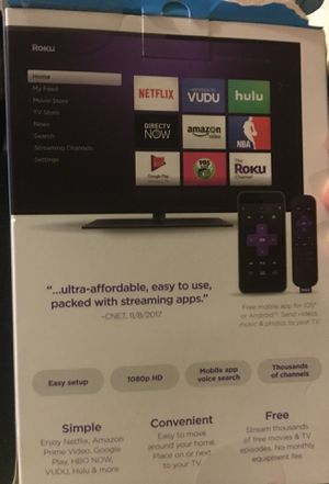 Brand new roku for Sale in Columbus, OH