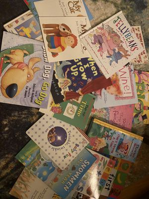 18 gently used books young child/children for Sale in Cheshire, CT