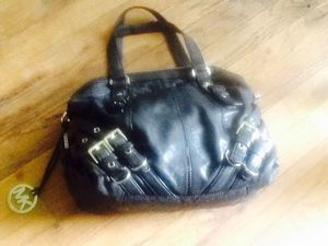 Vintage M K Large Black Leather Hobo... for Sale in Dallas, TX