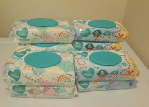 Wipes pampers for Sale in Kissimmee, FL