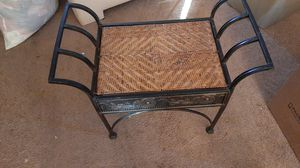 Wrought Iron Stool for Sale in Alta Loma, CA