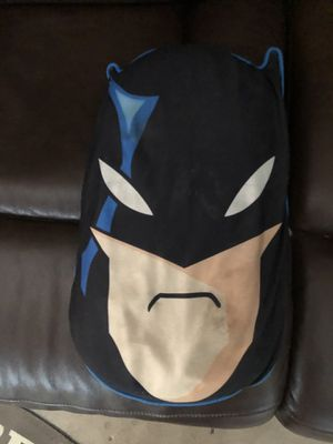 Batman neck pillow for Sale in Lakeside, CA