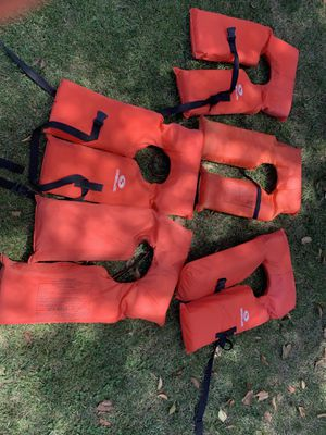 Life jackets for Sale in Fresno, CA