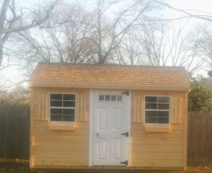 Shed 8' x 10' - Pine for Sale in South Attleboro, MA