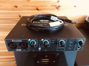 Focusrite Saffire Pro 14 Studio Audio Interface for Sale in Fort Lewis, WA