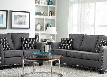 Brand New Sofa And Loveseat Including Pillows for Sale in Northbridge,  MA