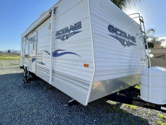 "2006 octane 24""ft Toy Hauler for Sale in Riverside,  CA"